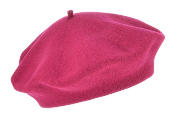 Beret/Basker Silia boiled wool Seeberger